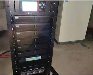 太钢医院模块化UPS系统