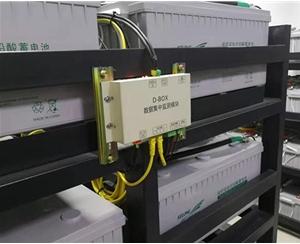 山西财政厅机房电池监控系统
