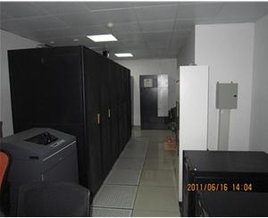 晋城银行亚博游戏官网分行机房系统