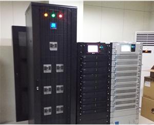 100KVA-模块化ups组成的媒资机房供电系统