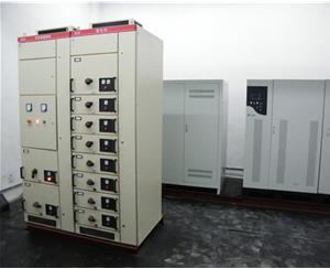 乌兰察布广电250KVA UPS及配电系统