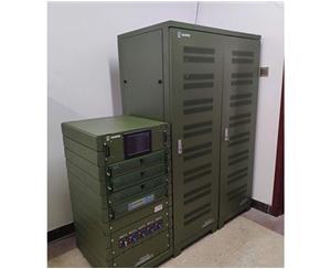 部队模块化UPS系统安装