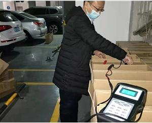 晋城银行数据中心电池更换