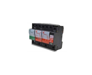 限压型一、二级组合式电涌保护器DXH06-FBCS系列